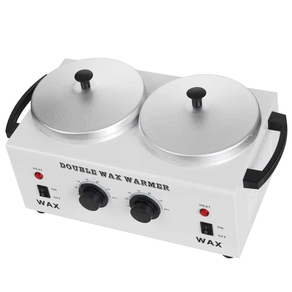Double Wax Warmer Md Spa Shop
