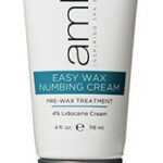 Easy Wax Numbing Cream 4 oz.