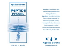 Ageless Peptide Infusion Serum
